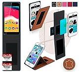 Hülle für Wiko Rainbow Jam 3G Tasche Cover Case Bumper |