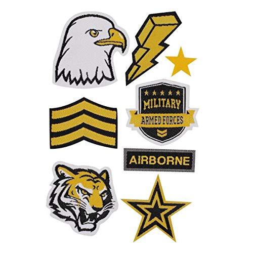 Puro Patch Mania Army Sticker Tattoo-Kit