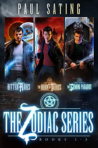 The Zodiac Books 1-3