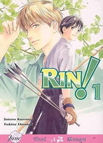 Rin! Volume 1 (Yaoi)