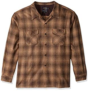 Pendleton Men's Long Sleeve Classic-Fit Board Shirt (B00G57CB5E) | Amazon price tracker / tracking, Amazon price history charts, Amazon price watches, Amazon price drop alerts