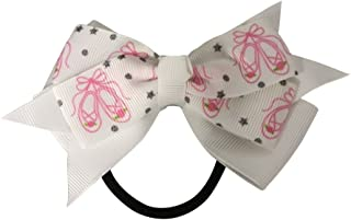 ballet hair bow