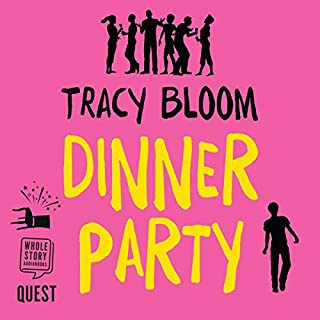 Dinner Party audiobook cover art