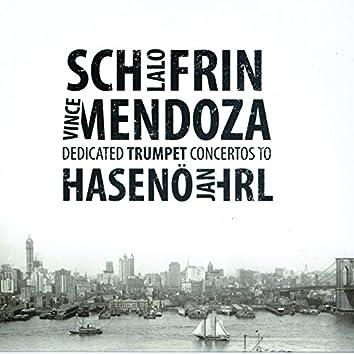 Schifrin-Mendoza Trumpet Concerti