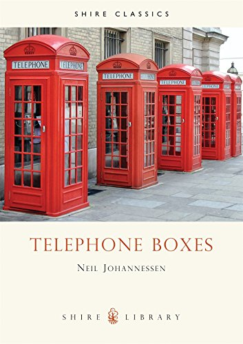 Telephone Boxes (Shire Library)