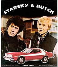 Paul Michael Glaser 8x10 photo Starsky and Hutch David Soul with the car