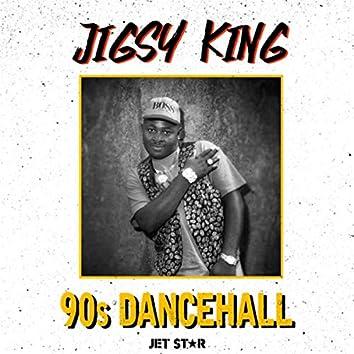 Jigsy King: 90's Dancehall