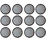 Discos de Filtro de Agua de Carbón | Para Cafeteras de Mr. Coffee | Paquete de 12