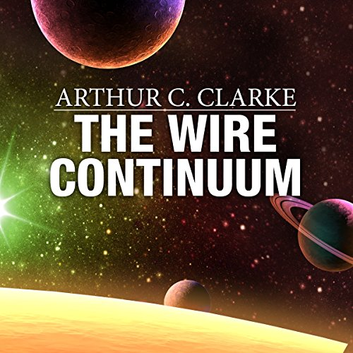 The Wire Continuum audiobook cover art