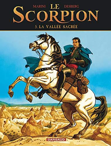 Le Scorpion - Tome 5 - La Vallée sacrée (Nouvelle maquette)