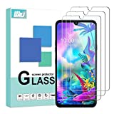 [3-Pack] WRJ for LG G8X ThinQ Screen Protector (Not for The LG Dual Screen),HD Anti-Scratch No-Bubble Tempered Glass with Lifetime Replacement Warranty