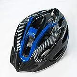 Freego Casco para Adultos Bicicleta Ligera E Scooter Monopatín Ciclomotor Casco de Motocross para Adultos Ciclo Casco de plástico Protector de Cabeza Seguridad