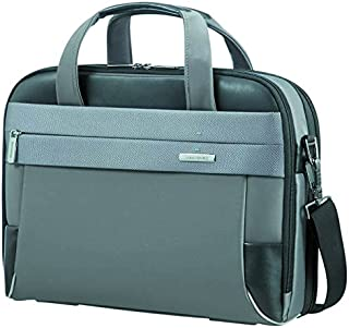 SAMSONITE BAILHANDLE 14.1 0 cm -HIGHLINE II/ Hand Luggage DARK NAVY Blue