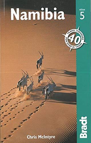 Namibia (Bradt Travel Guides) [Idioma Inglés]