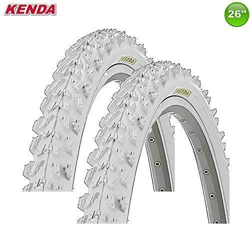 622/ 2/x k1153/Kenda Pneu VTT 29/x 2,35///55 Set 2/tuyaux Conti Valve auto