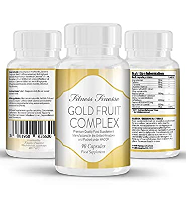 Weight Loss 90 Capsules | Lose Weight Fast | Burn Fat | Lose Belly Fat | Strong Weight Loss Pills | Appetite Suppressant | Speed Up Weight Loss | Suitable For Men And Women | Safe And Effective | Manufactured In The UK