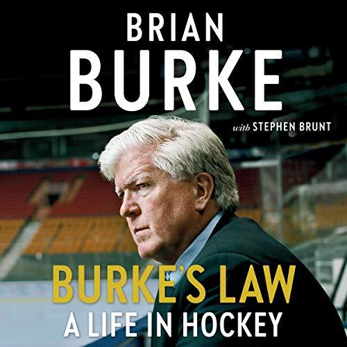 Page de couverture de Burke's Law