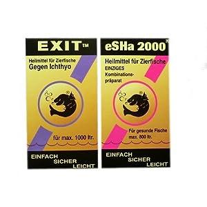 Heilmittel-Set-fr-Zierfische-eSHa-Exit-20ml-eSHa-2000-20ml