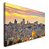 Paul Sinus Art GmbH Jerusalem Israel 120x 50cm Panorama