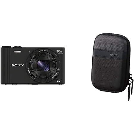 Sony Dsc Wx350 Digitalkamera 3 Zoll Schwarz Lcs Twp Kamera