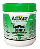 AniFlex Complete 1 lb Joint Supplement Vitamin Omega 3 Connective Tissue Support 16oz