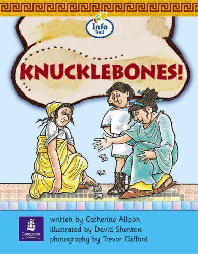 Info Trail Beginner:Knucklebones Non-fiction (LITERACY LAND)の詳細を見る