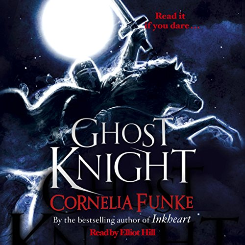 Ghost Knight audiobook cover art