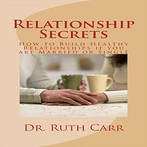 Relationship Secrets audiobook cover art