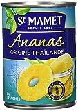 St MAMET les Vergers - Les Fruits en morceaux - Les exotiques - Ananas Origine Phillipine