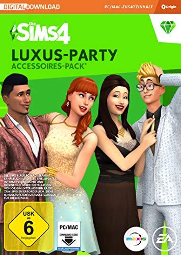 Die Sims 4 - Luxus-Party-Accessoires (SP 1) [PC Code - Origin]