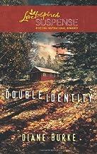 Double Identity (Steeple Hill Love Inspired Suspense)