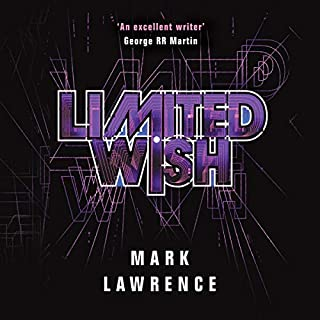Limited Wish audiobook cover art