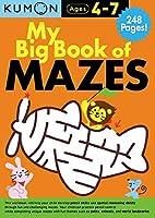 My Big Book of Mazes (Kumon Bind-up Workbooks)