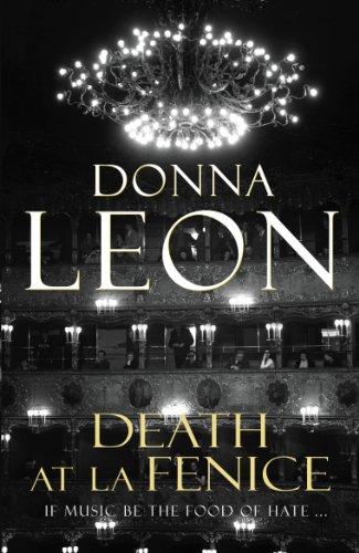 Death at La Fenice: (Brunetti 1) (English Edition)
