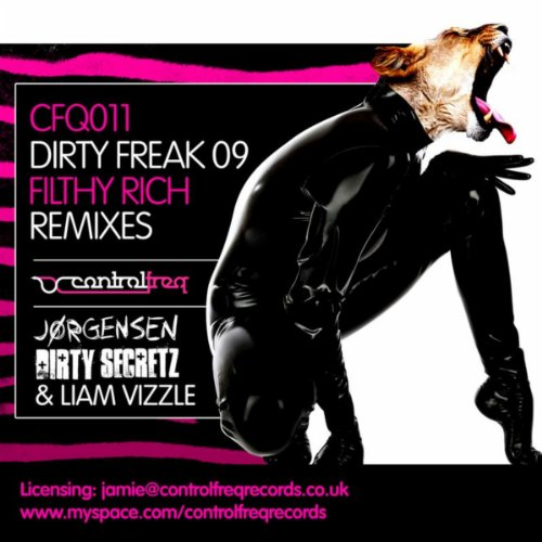 Dirty Freak 09 Remixes