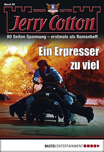 Jerry Cotton Sonder-Edition - Folge 20: Ein Erpresser zu viel