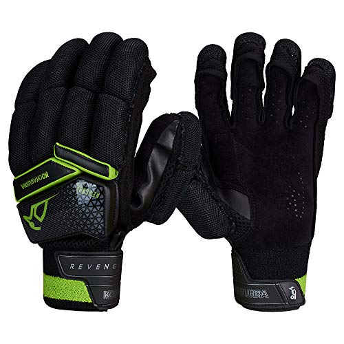 KOOKABURRA 2019 Revenge Hockey Handschutz Handschuh Schutz schwarz/grün - M