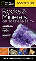 top rated National Geographic Pocket Guides for North American Rocks and Minerals (Pocket Guides) 2021