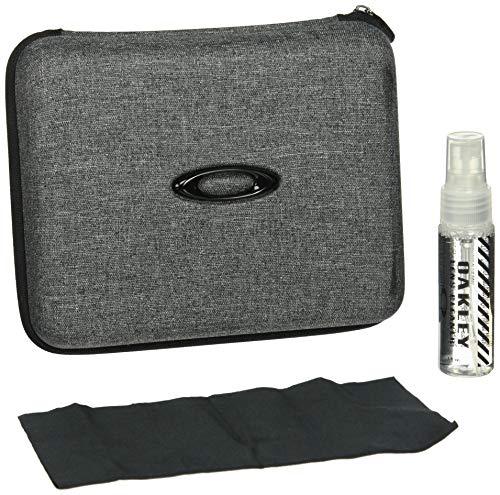 Oakley Ellips O Array Sunglass Case, Grey, One Size