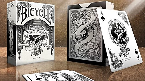 Bicycle Middle Kingdom (White) Play…