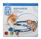 Catit Design Senses Play Circuit Spielschiene inklusive Ball - 2