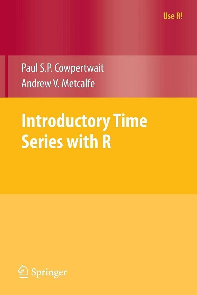代数取り出す残るIntroductory Time Series with R (Use R!)