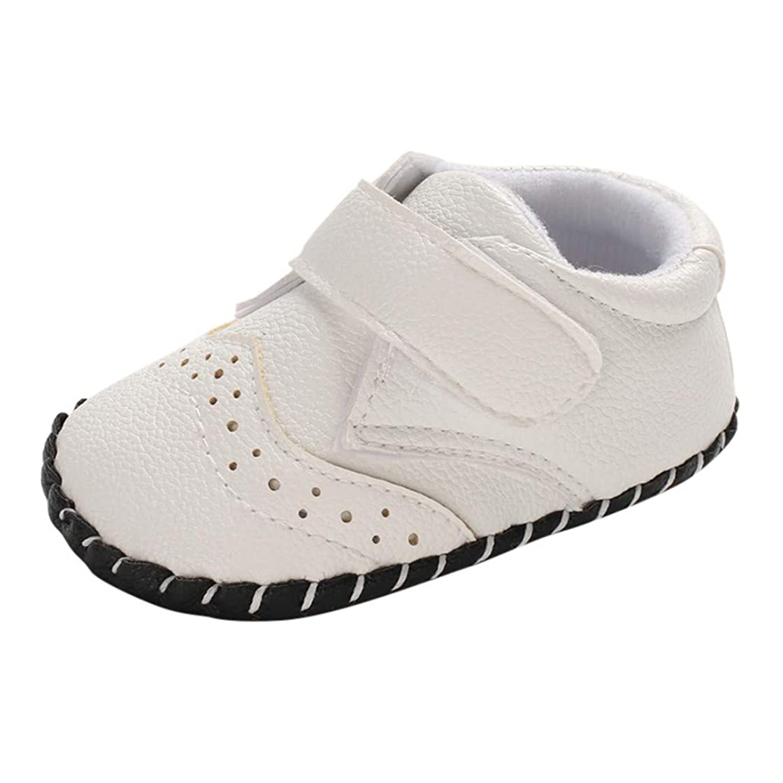 参照ドライバ暴露Eldori 幼児の靴 ファッション 可愛い 幼児 赤ちゃん子供 最初の弓シングル王女 靴を歩きますラバーソール滑り止めベビーシューズカジュアルシューズ小さな靴 通気 履き心地いい 記念日 0-15ヶ月