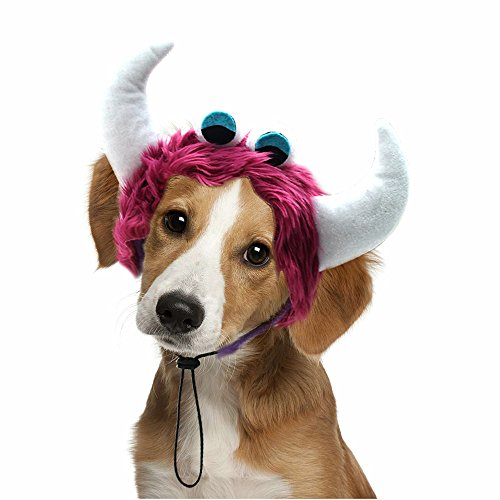 Dog Headband Costumes Holiday Wearable Accessory for Medium and Large Dogs Giraffe & Lamb Style
