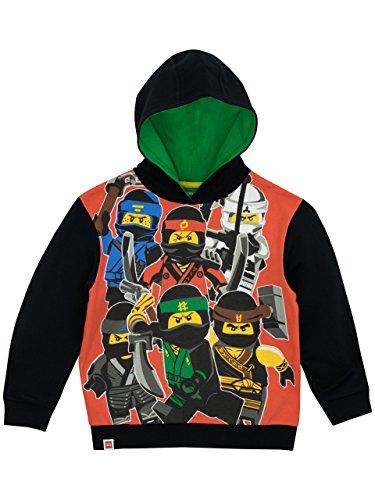LEGO Ninjago - Sudadera para Niños Ninjago - 8-9 Años