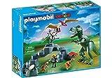 Playmobil dino club set