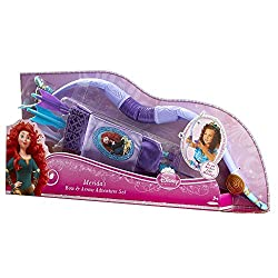 Disney Princess Merida Bow and Arrow Set from Amazon Prime
