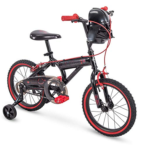 Huffy 12u0022 Star Wars Darth Vader Boys Bike, Black