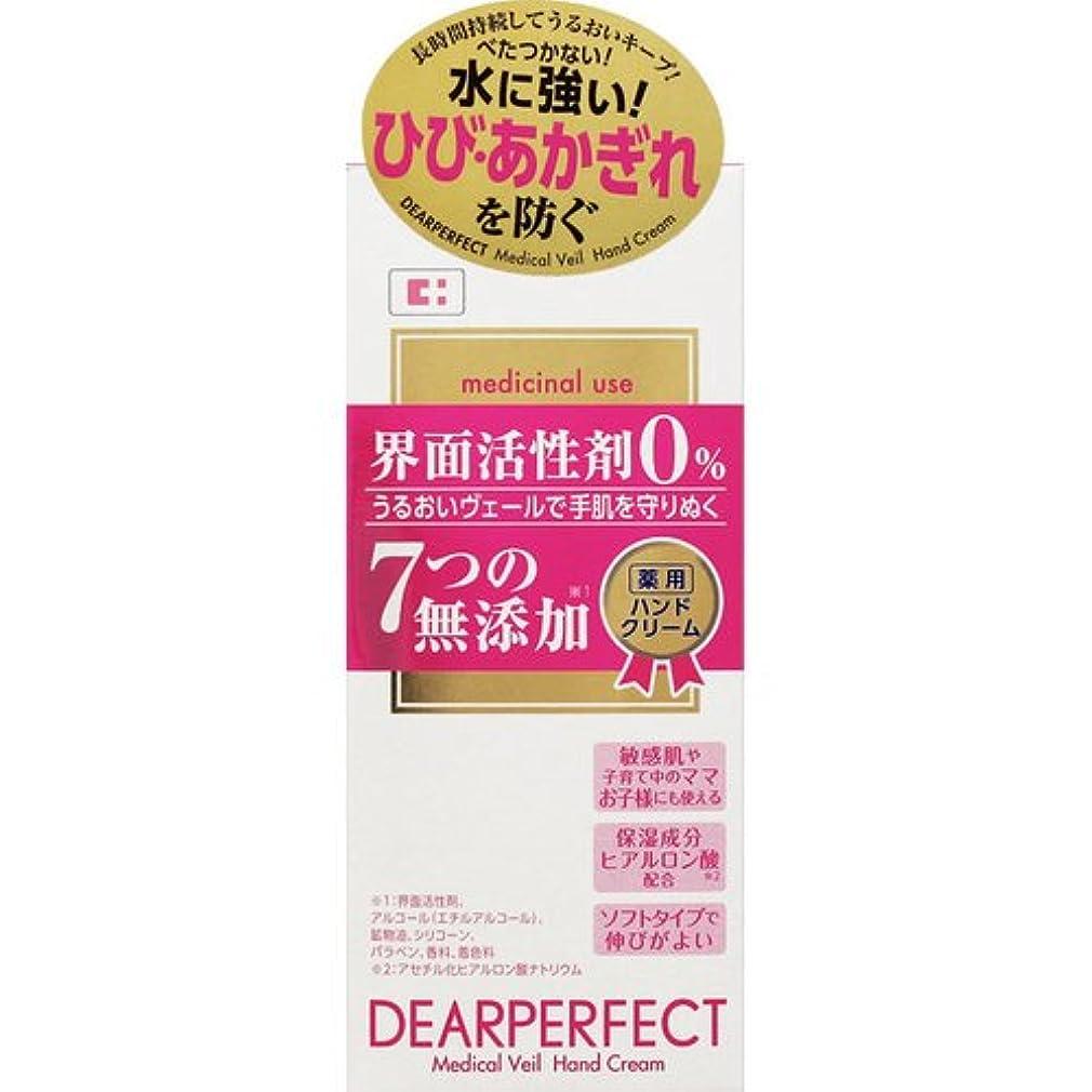 影響する力学値するディアパーフェクト 薬用ハンドクリーム 40g [医薬部外品]