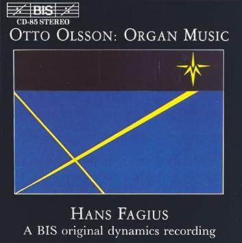 Olsson: Organ Music